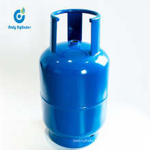 11kg Cooking Gas Cylinder for Philippines Market Liquefied Gas Cylinder