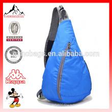 Груди пакет складной крест тела сумка с регулируемым плечевым ремнем для Велоспорт Пешие прогулки Кемпинг путешествия
