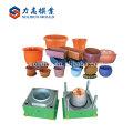 Plastique de pot de fleur de haute qualité pour le moule de produit de jardin de la Chine