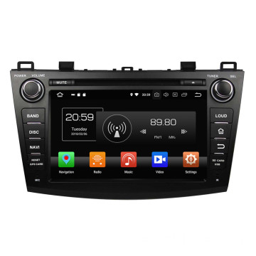 Auto Video Player für MAZDA 3 2009-2012