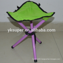 High quality foldable 3 leg stool