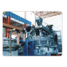 Electric arc furnace for steel-making