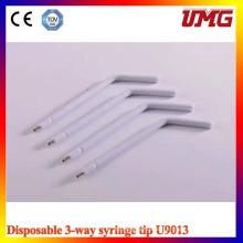 Dental Plastic Air Water Syringe Tips