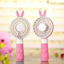 Mini USB Personal Portable Handheld Cooling Rabbit Fan