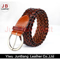 Latest Fashion Women Bonded Leather Braid Belt