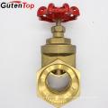 Gutentop 1/2''- 6'' Brass Gate Valve