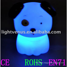 RGB flash child night light