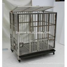 Edelstahl-Hundehütte zu verkaufen in Philippinen / Metall Hund Käfig Philippinen Verkauf