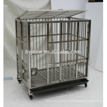 Casa de perro de acero inoxidable para la venta en Filipinas / Metal Dog Cage Filipinas Venta