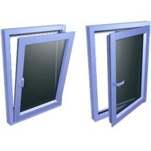 Aluminum Tilt and Swing Window