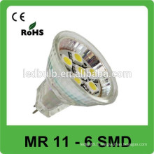 Nouveaux produits led spot light MR11 led lights