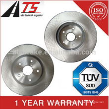 brake pads and rotors 26300XA00A