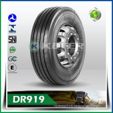 Keter brand tubeless radial 100000km mileage truck tyre 315/70/22.5