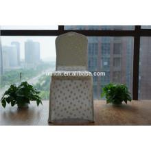couverture de chaise de spandex polyester épais, adapté pour toutes les chaises