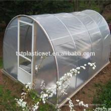 Cubierta Polytunnel Polietileno de Invernadero / Lámina de Película Transparente