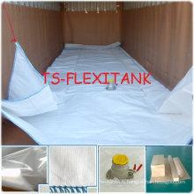 Flexitank pour chargement pétro chimique