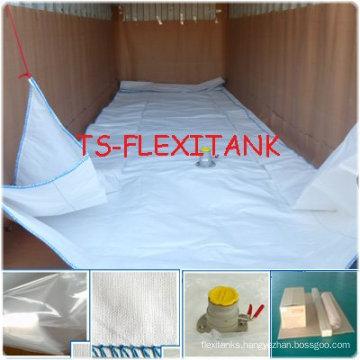used cooking oil transport flexitanks