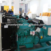 Zhejiang 15kw to 535kw Ac Power Diesel Generating Sets With Cummins Engine