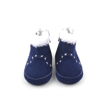 Nieuw design Winter Keep Warm Designer Babyslofjes