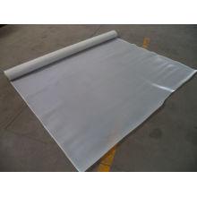 Membrane imperméabilisante homogène de toiture de PVC avec le coût bas et la qualité