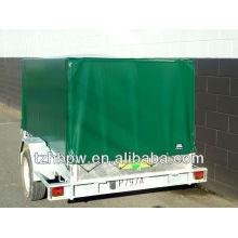 Reboque de cobertura de PVC para gaiola