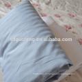 Fábrica de Atacado 100% Algodão / Poli algodão Cor Sólida Simples Tecido de Cama