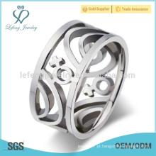 Alta qualidade lésbica orgulho jóias, anel gay jóias