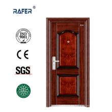 Puerta de acero de nuevo diseño y venta caliente para el mercado de Oriente Medio (RA-S029)