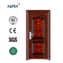 New Design and Hot Sale Steel Door for Middle East Market (RA-S029)
