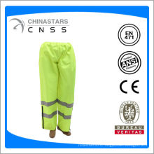 oxford fabric safety pants with zipper