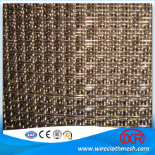 crimped wire mesh specifications