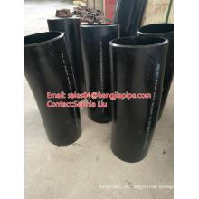 ASME B16.49 ASTM A234 WPB dobrar tubos