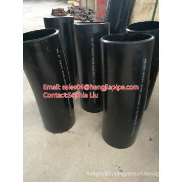 ASME B16.49 ASTM A234 WPB pipe bend