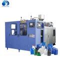 Un paso buen precio auto 5 galones 20 litros pc hdpe ABS plástico botella de agua extrusión automática soplado / máquina de moldeo