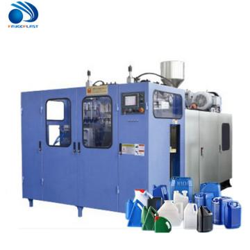 Um passo bom preço auto 5 galões 20 litro pc hdpe abs plástico garrafa de água de extrusão automática de moldagem por sopro / máquina de moldagem