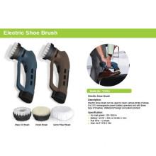Cordless shoe care kit