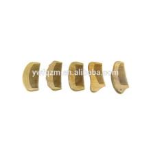 Hohe Qualität 100% natürliche duftenden Sandale Holz Haar Bart Läuse Kamm