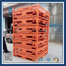 Wire Mesh Contianer Wire Mesh Pallet For Warehouse