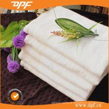 Veneza 6 peças de luxo 100 por cento turco penteado conjunto de toalhas de algodão, design bege jacquard