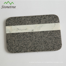 Tablero de queso de granito + mármol piedra
