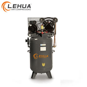 1.5kw 100l vertical tank lubricated piston air compressor