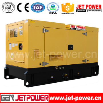 Shanghai Diesel Engine Generator 100kVA with ATS Spare Parts