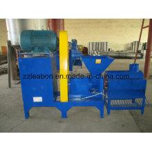 Máquina de madeira do carvão amassado do carvão vegetal da biomassa 500kg / H