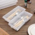 Plastic Fish Food Storage Box