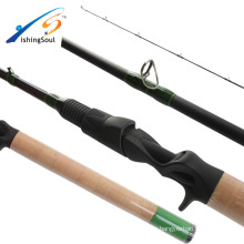 BAR101 Fishingsoul SRF nano high carbon FUJI guide extra fast action bass fishing rod