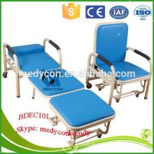 Folding Hospital Accompany Chair