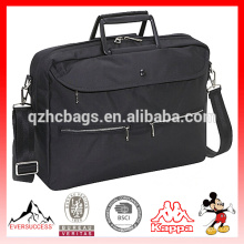 Man Business Trip Bag for Laptop with Plastic Handle