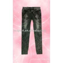 Ladies printing pants