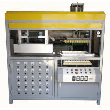 Máquina de formación de vacío manual de plástico
