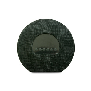 Mini bluetooth fabric speaker